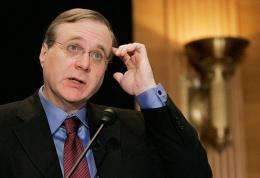 Microsoft co-founder Paul Allen
