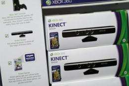 Microsoft sold an average of 133,333 Kinect units per day between the day of its launch on November 4 and January 3