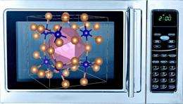 Microwave ovens a key to energy production from wasted heat
