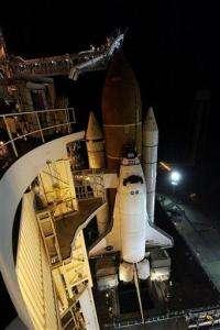 NASA: Blown circuit found in shuttle fuse box (AP)