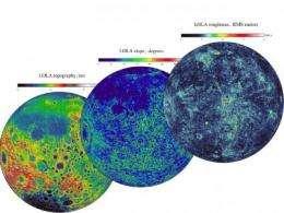 NASA details achievements of lunar spacecraft