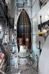 NASA launching twin moon probes to measure gravity (AP)