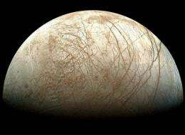 NASA Planning for Possible Landings on Europa