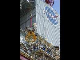 NASA ready to test upgraded J-2X powerpack