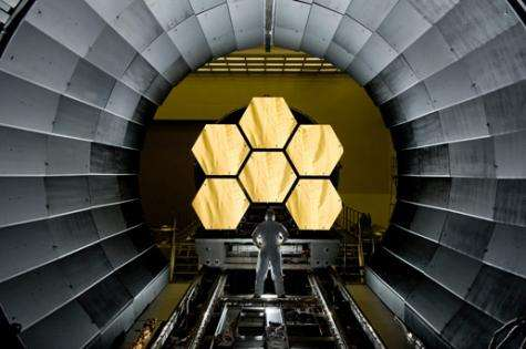 NASA's next generation space telescope marks key milestone