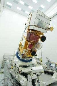 NASA's NPP satellite completes comprehensive testing