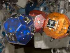 NASA's smartphone-powered satellite