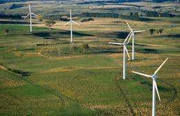 New energy in search for future wind