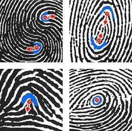 New NIST biometric data standard adds DNA, footmarks and enhanced fingerprint descriptions