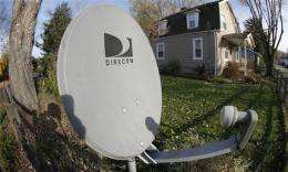 NFL Sunday Ticket is big draw for DirecTV in 3Q (AP)