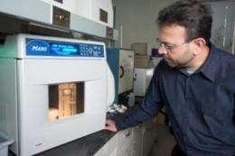 NJIT prof offers new desalination process using carbon nanotubes