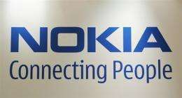 Nokia announced in February that it expected a