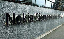 Nokia Siemens to lay off 17,000 worldwide (AP)