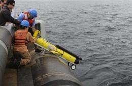 ONR helps undersea robots get the big picture