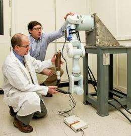 ORNL technology could mean improved prosthesis fitting, design