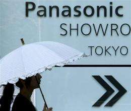 Panasonic reports loss, plans to cut 17,000 jobs (AP)