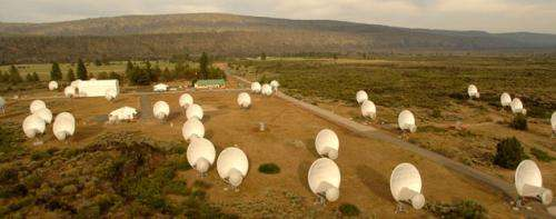 SETI telescope array suspends operations due to financial constraints