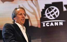 President and chief executive officer of the Internet Corporation for Assigned Names and Numbers, Rod Beckstrom
