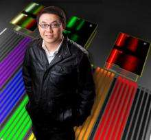 Rainbow-trapping scientist now strives to slow light waves even further