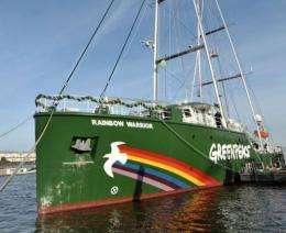Rainbow Warrior III is the first to be built from scratch