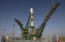 Russia on Monday delayed its next manned mission to the ISS by at least a month