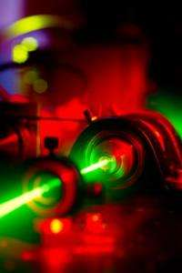 Scientists drag light by slowing it to speed of sound