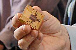 Scientists hope to get glimpse of adolescent universe from revolutionary instrument-on-a-chip