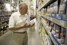 SC lawmakers take a dim view of new light bulbs (AP)