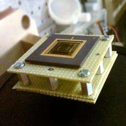 Shake, rattle and ... power up? A new MEMS device generates energy from small vibrations