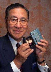 Sony chairman credited with developing CDs dies (AP)