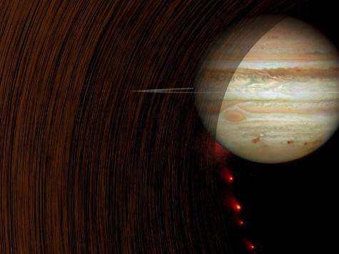 Spacecraft reveal mysteries of Jupiter and Saturn rings