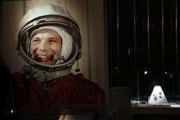 Space station crew marking big space anniversaries (AP)
