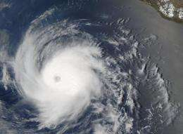 Stunning NASA imagery and movie released of a now gone Hurricane Adrian