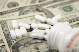 Taking diabetes medication helps lower medical costs, slightly