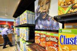 The first time 3DVIA put augmented reality markers on Nestle cereal boxes was in France