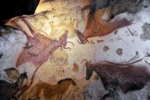 The Lascaux caves closed to the public in 1963 but fungus still threatens the paintings