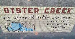 The Nuclear Regulatory Commission extended Oyster Creek's license for another 20 years in 2009