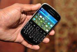 The South African government is considering allowing police access to the Blackberry smartphone messenger