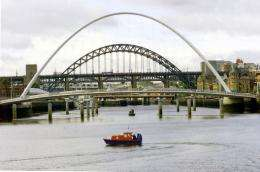 The Tyne is now one of the top two rivers in England to catch salmon