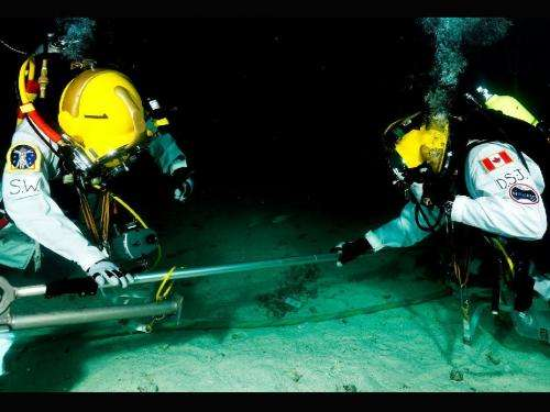Training for NEEMO, NASA Extreme Environment Mission Operations