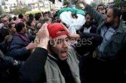 UA Study Analyzes Israeli/Palestinian Conflict News Photos