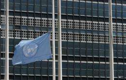 UN data stolen by a hacker group calling itself