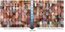 Researchers hope to build universal human age estimator