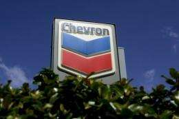 US energy giant Chevron said it had successfully sealed a ruptured offshore well