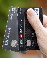 US gets chance to catch up on credit card security (AP)