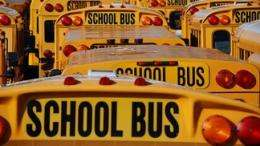 Using math to speed up school buses