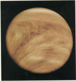 Venus weather not boring after all, study shows