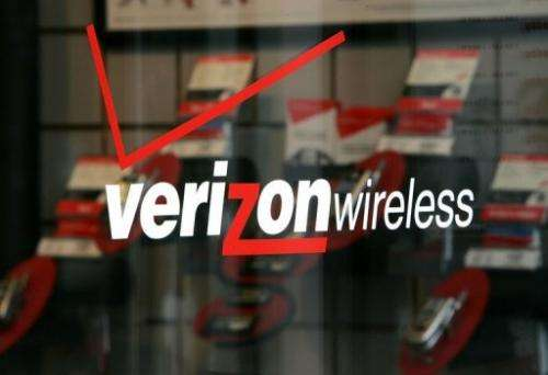 Verizon Wireless is the largest US cellphone carrier,