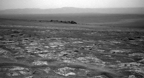 Video Documents Three-Year Trek on Mars by NASA Rover