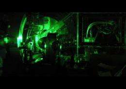 Viewing the ultra-fast at SSRL: First pump-probe experiments under way